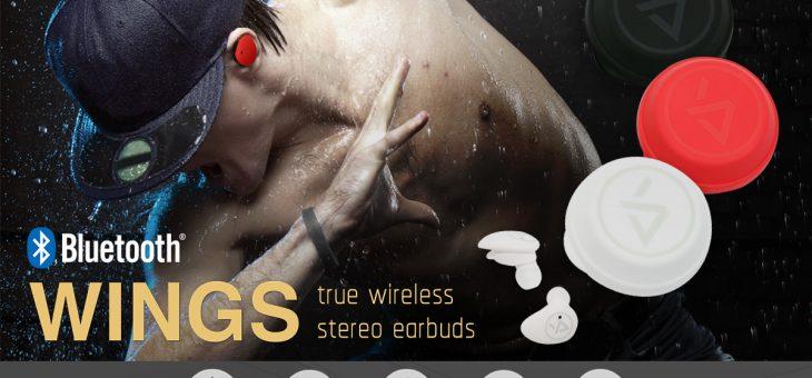 [プレスリリース]Bluetooth 5対応!完全ワイヤレスイヤホン「WINGS」発売開始